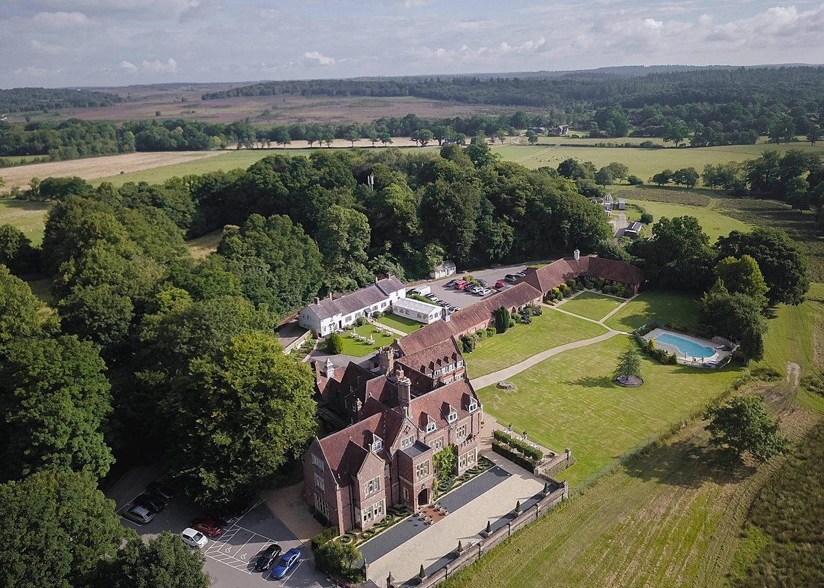 Hampshire Aerial Video & Photography